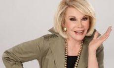 """Ünlü Komedyen """"Joan Rivers"""" yaşamını yitirdi!"""