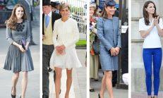 Kate Middleton'un Giyim Stili Değişiyor!