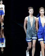 Moda Devi Armani'den Tartışmalı Defile