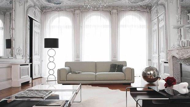 beyaz ev dekorasyonu