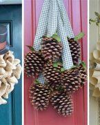 Evinizin kapılarını renklendirin!