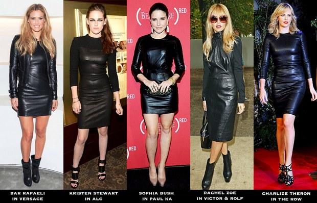 siyah elbise 2