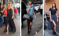 Moda Trendleri: Uzun Etek Modelleri ve Kombin Önerileri