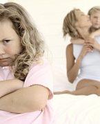 Çocuklarda öfke ve kıskançlık psikolojik gelişimi