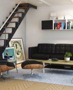 Charles Eames Modern Koltuğu