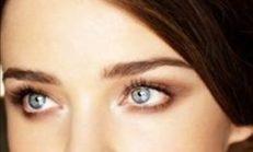 Göz biçiminize göre makyaj tarzı