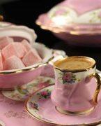 Antika fincanın dekorasyonda etkisi