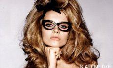 Gözlüklü bayanlar için makyaj nasıl olmalıdır?