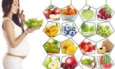 Hamile bayanların gıdası