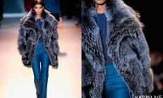 2018-2019 Kış Kürk Ceket, Mont Giyim Modelleri