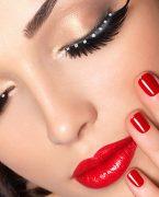 Tutkulu dudaklar için hileler