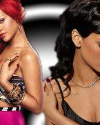 Rihanna'nın farklı ikon stilleri