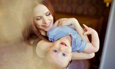 Anne Sesi Çocukları Sakinleştiriyor!