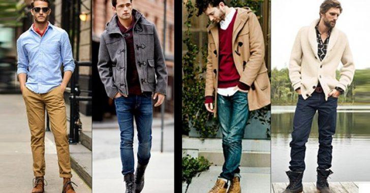 Sonbahar-Kış Modası: Erkekler için Yeni Sezon Bot Modelleri