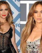 Jennifer Lopez'in özel maskesi