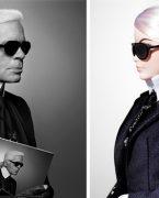 Karl Lagerfeld'ten moda'nın incelikleri