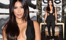 Kim Kardashian'ın makyaj sırrı