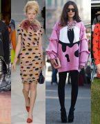 Moda'da Yeni Trend Göz Desenleri