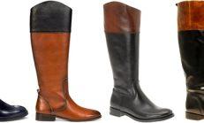 İki Tonlu Binici Çizme Modelleri ve Kombinleri