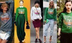 Kenzo Kaplan Sweatshirt Trendi