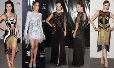 Yılbaşı İçin Püsküllü Elbise Trendi