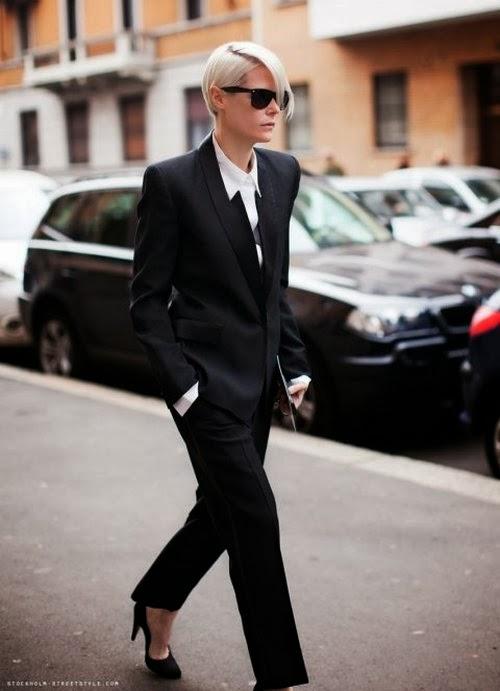 Tomboy Erkeksi (Maskülen) Giyim Tarzı 49