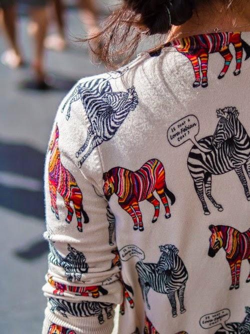 Yeni Trend Hayvan Figürlü Bluzlar