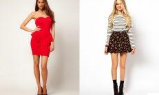Yeni Yıl Elbise Modelleri