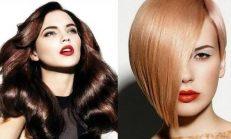2015 Moda Olan Saç Renkleri