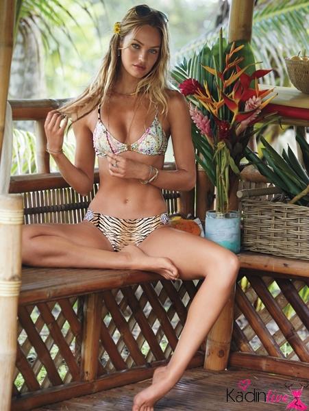 Victoria Secret Bikini ve Mayo Modelleri
