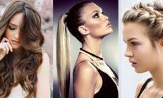 Pratik Saç Modelleri İş Kadınları İçin