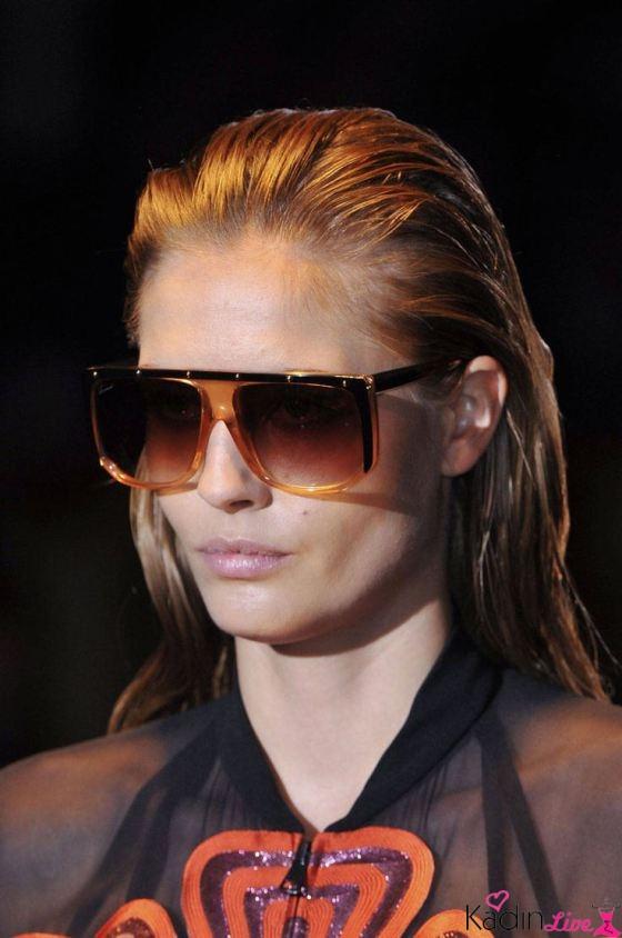 Kare Çerçeveli Bayan Güneş Gözlükleri Yeni Sezon Modeller