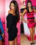 Adriana Lima'nın Çekicilik ve Güzellik Sırları