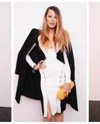 Bleyk Layvli'nin Kusursuz Giyim Stili