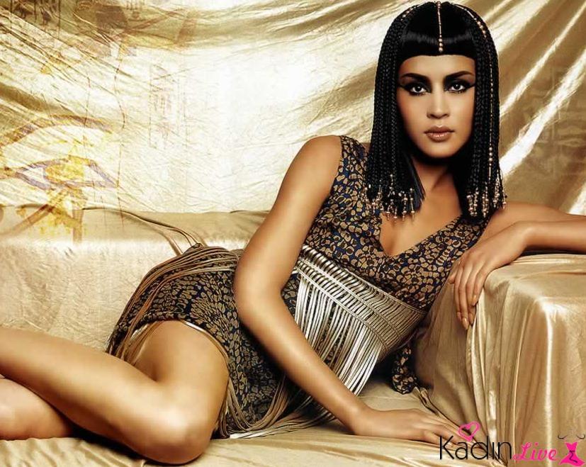 Kleopatra'nın Güzellik Sırrı