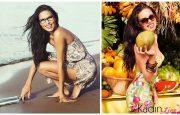 Adriana Lima'dan yeni fotoğraflar