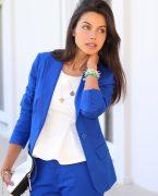 2019 İlkbahar Alışveriş Trendleri: Pantolon Ceket Modelleri