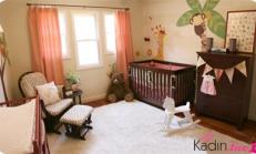 Çocuk Odası Hazırlanırken Dikkat Edilmesi Gerekenler