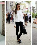 Trend: Beyaz Kazak Modelleri ve Kombinleri