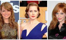 Saçlarını boyatmayan cazibeli güzeller