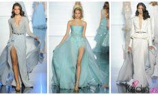 Güzel ve ince ziyafet elbiseler