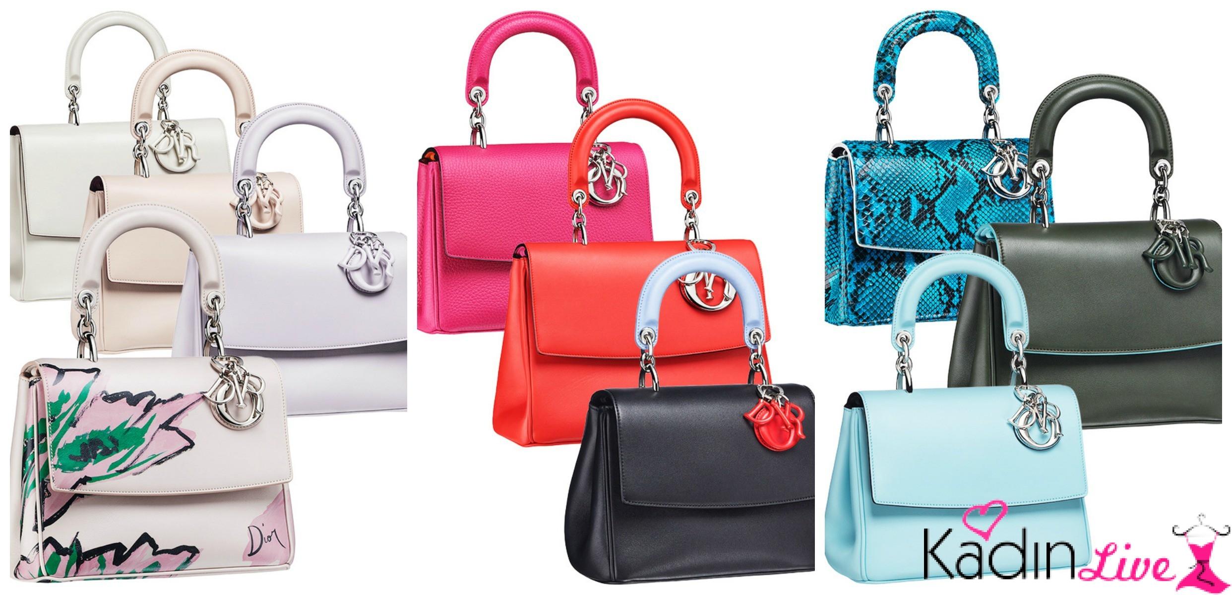 Be Dior Bayan Çanta Modelleri Koleksiyonu