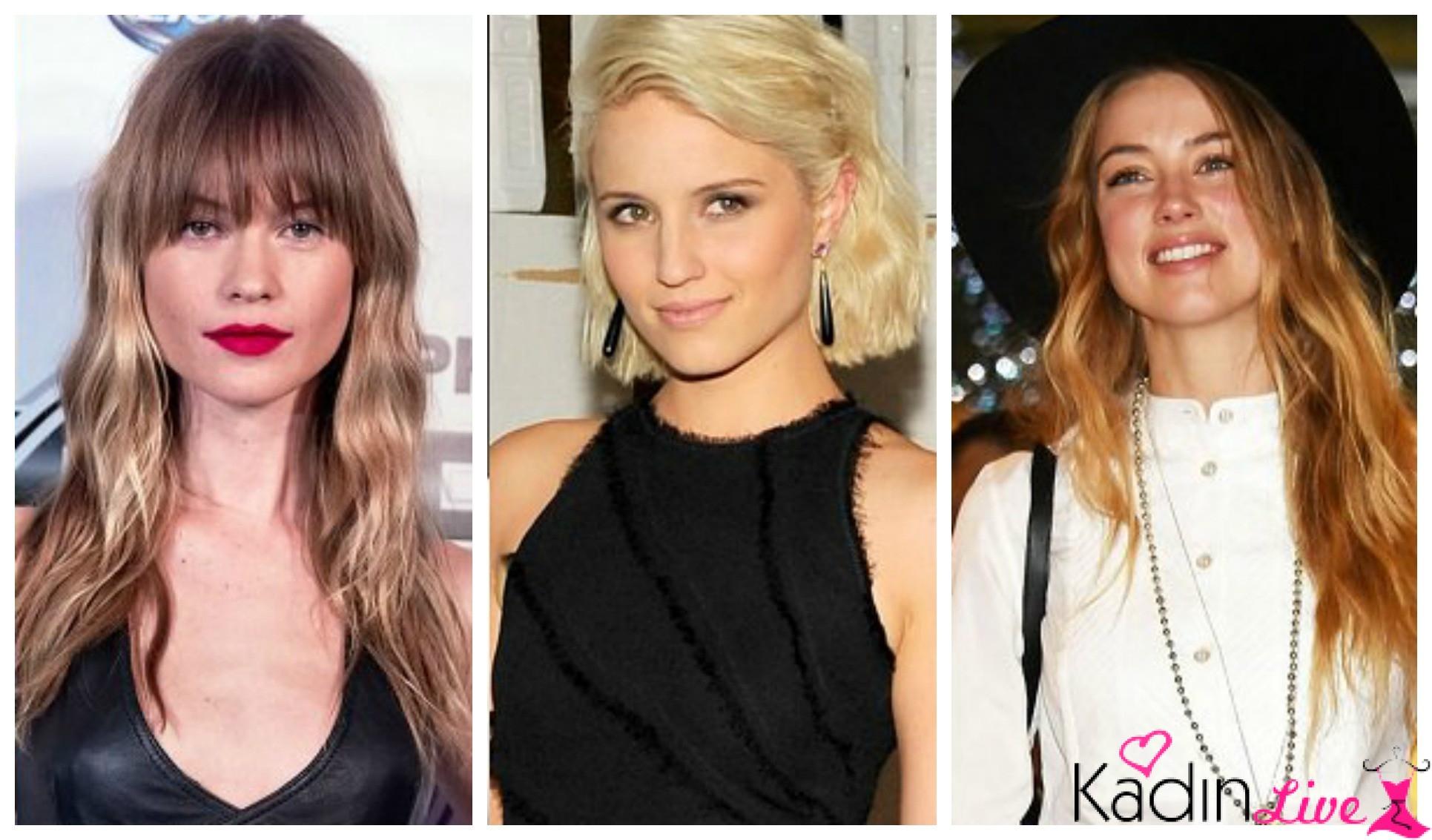 Saç Rengine Uygun Saç Tüyü Trendi 2019