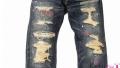 """""""Yırtık"""" jeans trendi"""