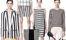 İlkbahar Yaz Modası: Siyah Beyaz Çizgili Kıyafet Kombinleri