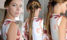Örgü saç modelleri 2015 enjoy