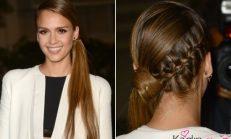 Trend: 2015 saç örgü modelleri