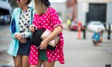 2018-2019 Yaz Trendleri: Puantiyeli Elbise Modelleri ve Kombinleri