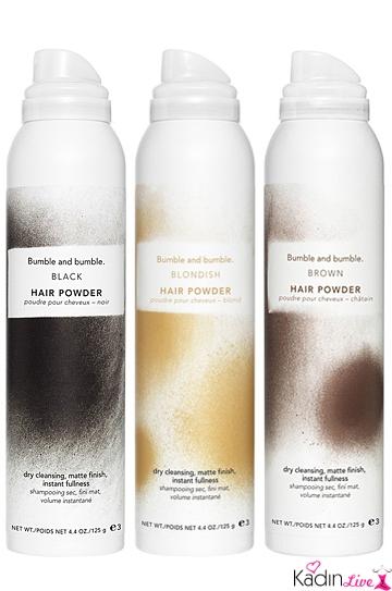 bumble_dry_shampoo kuru şampuan nedir