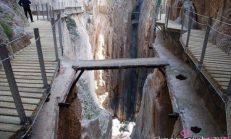 Dünyanın en korkunç dağ yolu